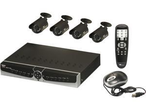 Night Owl B-PODVR-4CM 8 Channel Surveillance Smart DVR Kit