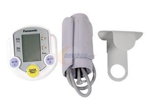 Panasonic EW3111W Upper Arm Blood Pressure Monitor with Color Confirmation System