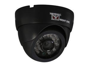 Night Owl CAM-DM420-245A Indoor Dome Black Camera with Audio