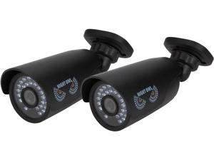 Night Owl CAM-2PK-AHD7 2PK HD 720p AHD Security Bullet Cameras w/ 100ft. of Night Vision (Only compatible w/ AHD Series DVR)
