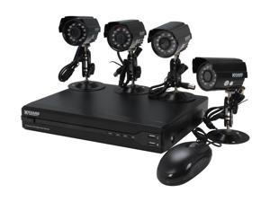 KGuard OT801-H02-500G 8 Channel Surveillance DVR Kit