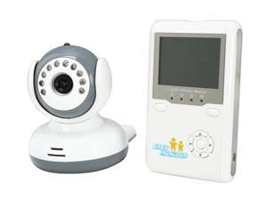 "LTS LTCMW304C5 Digital Wireless 2.4"" LCD Baby Monitor with IR Camera and Audio"
