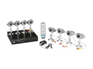 LTS LTD9268DK 16 Channel Surveillance DVR Kit
