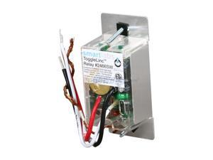 SmartLabs 2466SW ToggleLinc Relay - INSTEON Remote Control On/Off Switch (Non-Dimming), White