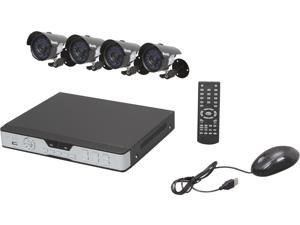 Zmodo KDS8-NARQZ4ZN-5G 8 Channel Surveillance DVR Kit