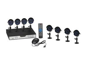 Zmodo KDS8-NARQZ8ZN-5G 8 Channel Surveillance DVR Kit