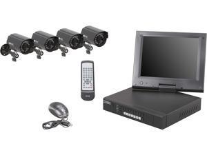Vonnic DK7784B5 4 Channel Surveillance DVR