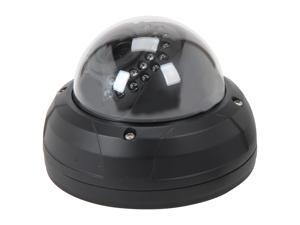 Vonnic VCD509BH Ex-View Effio-E DSP Weather Proof High Resolution Dome Camera - Black