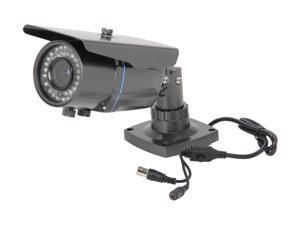 Vonnic VCB251EG Super HAD CCD II Effio-E DSP Outdoor Night Vision Bullet Camera - Dark Grey