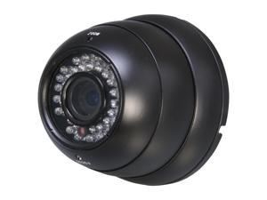 Vonnic VCD506B Outdoor Night Vision Dome Camera - Black
