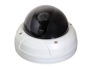 Vonnic VCD510W Outdoor Day/Night Dome Camera - White