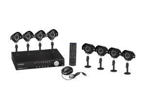 Vonnic DK16-C11608CM 16 Channel DVR with 8 CMOS Cameras