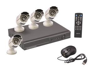 eSecure ES038546 8 Channel Surveillance DVR
