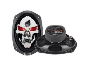 Boss PHANTOM SKULL SK694 Speaker - 700 W PMPO - 4-way