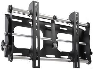"Rosewill RMS-MT3710 Black 26"" - 42"" Tilt Wall Mount, Max. Load : 88 lbs , Max VESA 445 x 320mm"