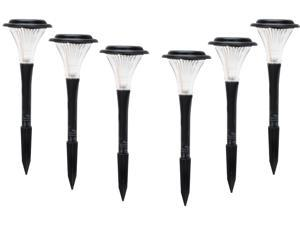 Rosewill Solar Garden Lights - 6 Lights Set
