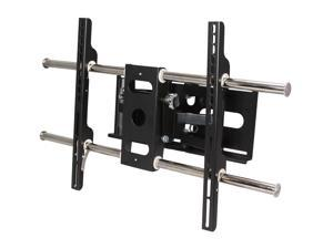 "Rosewill RHTB-11014FT 37"" - 65"" LCD LED TV Full Motion Dual Arm Tilt Wall Mount, Max Load 132 lbs, Max VESA 800 x 500mm, ..."