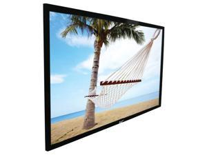 "EliteSCREENS R92H1 ezFrame Wall Mount Fixed Frame Projection Screen (92"" 16:9 AR) (CineGrey)"