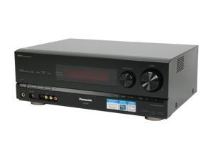 Panasonic SA-BX500 7.1-Channel AV Control Receiver with High Quality Amplifier