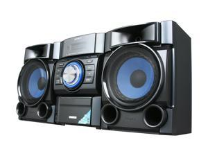 SONY CD/MP3/Radio 1-Disc Changer Mini Hi-Fi Shelf System MHC-EC709iP