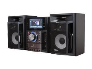 SONY DVD/CD/Radio/MP3 Muteki Mini Hi-Fi Component System LBT-LCD77Di