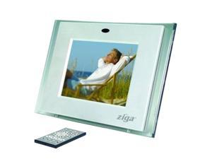 "Ziga CRDMP-Z 5.6"" Digital Frame W/ 5.6"" LCD & Built-in MP3 Player"