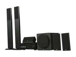 YAMAHA YHT-897BL 5.1-Channel Home Theater System