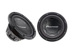 """Pioneer 12"""" 1000W Component Subwoofers"""