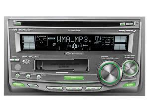 Pioneer FH-P4200MP CD/CD-R/CD-RW/MP3/WMA/WAV/AAC/Cassette Receiver