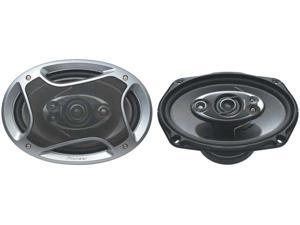 "Pioneer TS-A6992R 6"" x 9"" 460 Watts Peak Power 5-Way Speaker"
