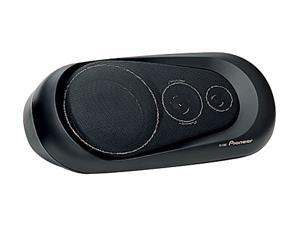 "Pioneer TSX150 5.25"" 60 Watts Peak Power 3-Way Surface Mount Speaker"