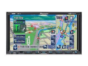"Pioneer 7.0"" In-Dash HDD Navigation system and multimedia player"