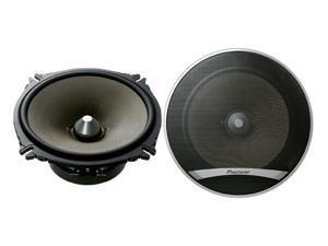 """Pioneer TS-D1720C 6.75"""" 260 Watts Peak Power Component Speaker Package"""