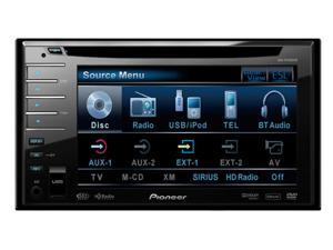 "Pioneer In-Dash 2-DIN DVD Receiver with 5.8"" Display"