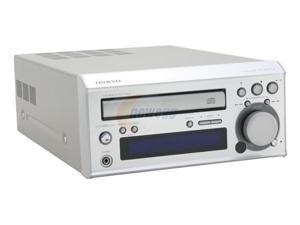 ONKYO CD/Radio 1-Disc Changer Mini Audio System CS-210