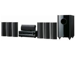 ONKYO HT-S6100 Black 7.1 Channel Home Theater System W/iPod Dock