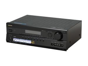 ONKYO TX-SR507 5.1-Channel Black Home Theater Receiver
