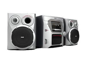 sc ak33 shelf stereo receiver 5 cd multi changer dual. Black Bedroom Furniture Sets. Home Design Ideas