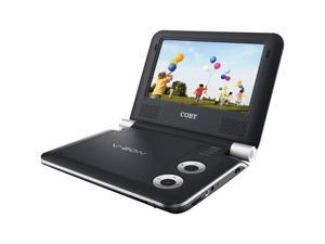 "COBY TFDVD7009 7"" Widescreen TFT Portable DVD Player"