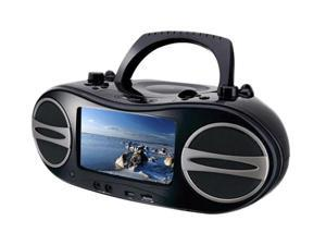 "GPX BD707B 7"" Portable DVD Player"