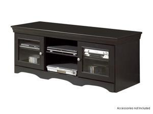 "TECH CRAFT ABS60 Up to 60"" Black 60"" Wide Credenza"