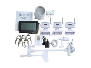 Oregon Scientific WMR968 Complete Wireless Weather Station