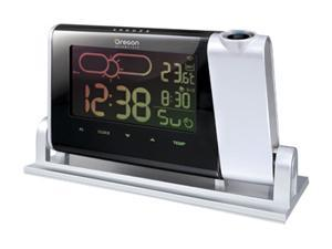Oregon Scientific BAR339PA TimeLight Projection Clock with Color LCD