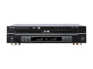 Sherwood CDC-5090R 5-Disc CD Player with 1 Bit D/A Converter