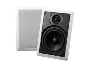 "AudioSource AC6W 6"" 2-Way In-Wall Speakers Pair"