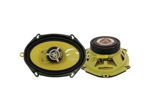"PYLE PLG57.3 5"" x 7"" 240 Watts Peak Power 3-Way Speaker"
