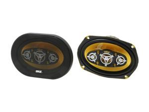 "PYLE 6"" x 9"" 500 Watts Peak Power 8-Way Speaker"
