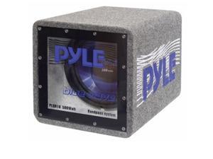 "PYLE PLQB12 Single 12"" 600W Bandpass Subwoofer Enclosure"