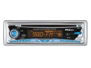 PYLE In-Dash CD Receiver w/ Detachable Face Model PLCD23A