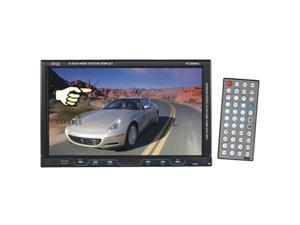"PYLE 8"" Single DIN TFT Touch Screen DVD Receiver Model PLD89MU"